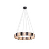Round Glass Chandelier Modern Pendant Lights Fixture for Villa Hotel Home Ceiling Lighting