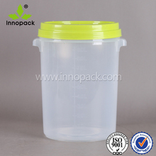 1-30 liter home beer/wine brewing equipment plastic fermentation barrel with lid