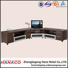 universal wooden drawer tv stand luxury tv stand