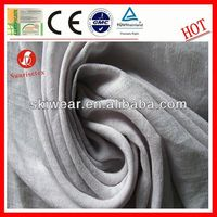100%cotton breathable viscose cotton slub fabric