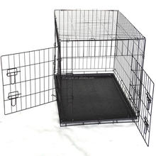 Easily clean folding breeding dog transport cage