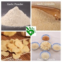 Factory Supply Pure Crushed Garlic