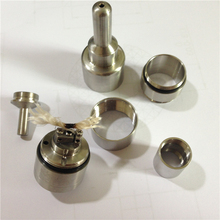 Electronic Cigarette Mechanical Mod Stainless Steel parts