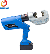 120KN Battery Powered Hydraulic Crimping Tool Electric Powered Hydraulic Crimping Tool
