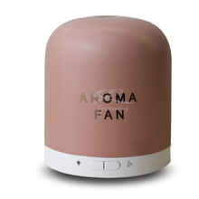2019 CB hot selling Commercial usb pink ceramic aroma <strong>fan</strong> diffuser