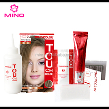 Easy color long lasting hair color dye hair color