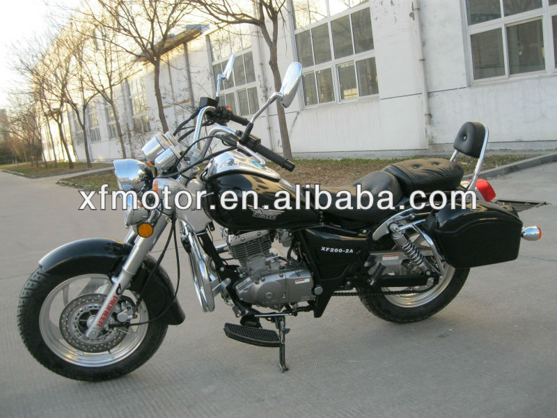 200CC motorcycle cruiser