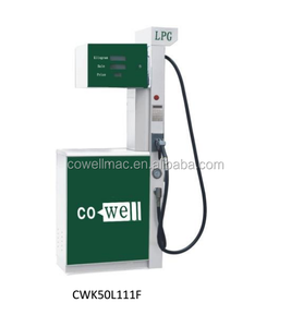 gas station LPG dispenser with 1nozzle/2nozzle/4nozzle LED display