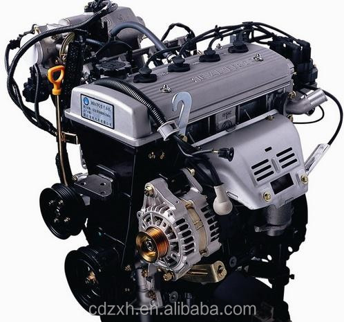 ZXH custom Lifan620 gasoline car engine LF479Q2/Toyota 5A