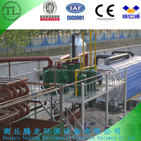 TL distillation unit used engine oil to diesel equipment for sale good quality