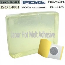 Hotmelt Adhesive Glue for Fabric Making Wound Plasters