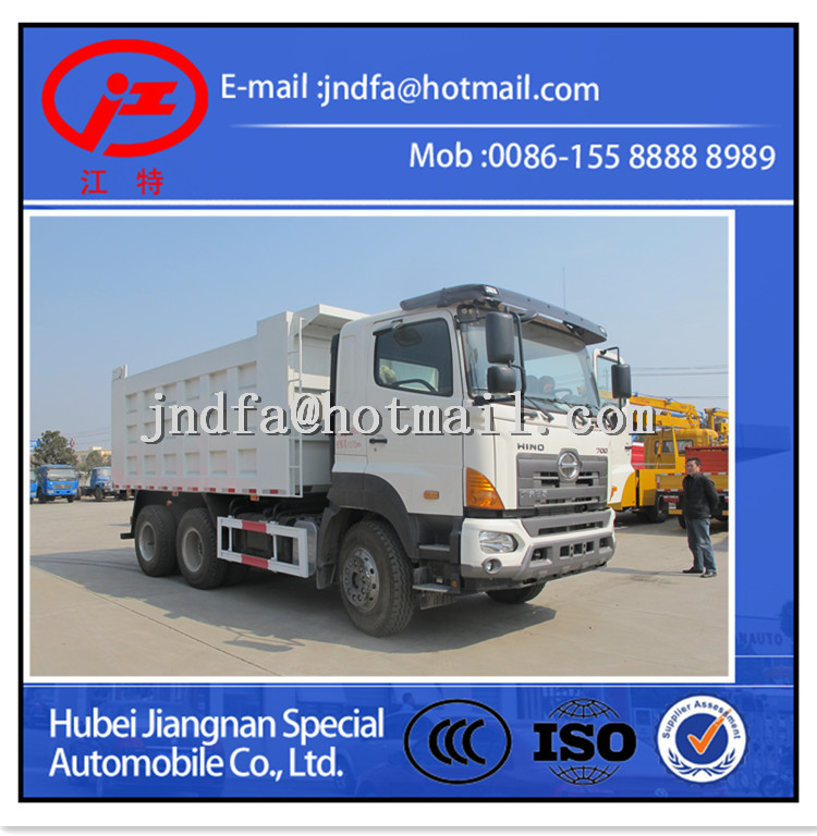 HINO 6X4 dump <strong>truck</strong> for sale