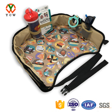 Amazon best seller OEM custom logo car seat travel tray