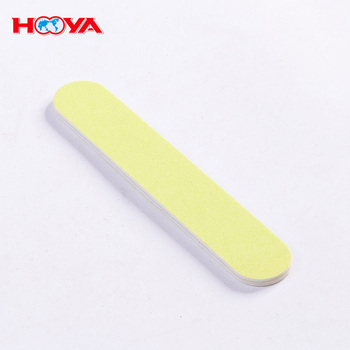 Wholesale Cheapest Price Nail Care Tools 100/180 Grit Personalized Nail Files