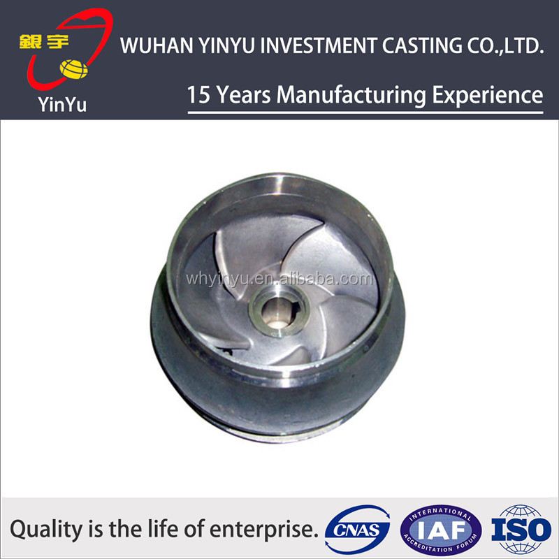 Customized Lost Wax Investment Casting Alloy Steel Stainless Steel & Carbon Steel Part