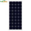 flat rooftop Trina 36 cells Solar Panel 100W 110W mono pv module for street light system
