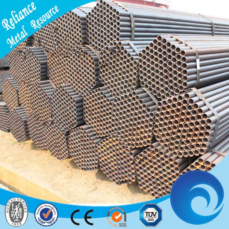 A36 ROUND STEEL TUBE GALS