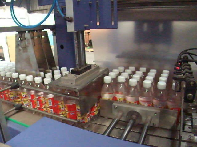 top quality small plastic bottle packaging machine