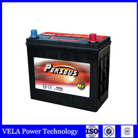 Factory wholesale price for 45ah MF car battery maintenance free battery JIS standard auto battery