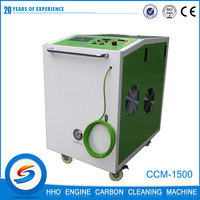 Hydrogen Generator For Auto Car/ Truck /Diesel Generator Engine Carbon Cleaning Equipment