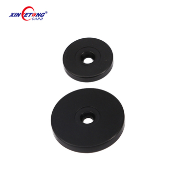 Low Price ABS Material NFC Android Smart Button RFID Tag