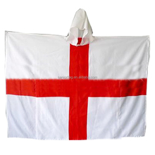 Made in China new wearing style products England country body flag