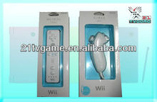 For WII Remote Controller And For WII Nunchuck For WiII Controller Combo Game Joystick