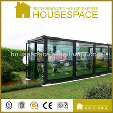 Waterproof Polystyrene Panel Kit House for Sale