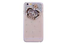 Alibaba Wholesale Handmade Bling Diamond Case For iPhone 6/6s