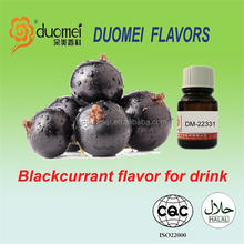 Blackcurrant fruit essence flavors/flavours/essences for drinking production