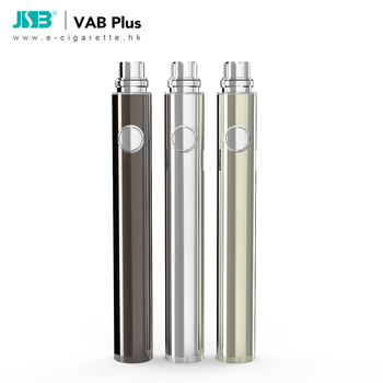 JSB VAB-Plus US Office Wholesale 650mAh Voltage Adjustable Custom 510 Cbd Oil Vape Pen Battery