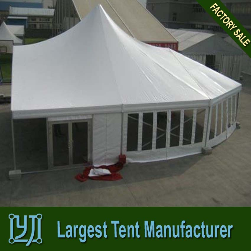 High Peak And Triangle Style Mixed canopy Tent