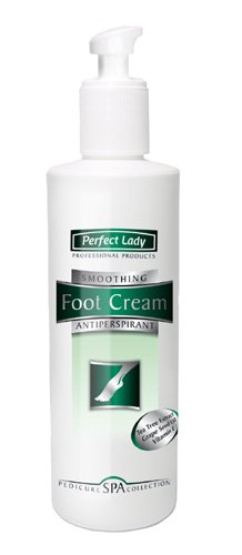Smoothing and Antiperspirant Foot Cream