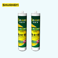 SBS liquid nail sealant for caulk filling