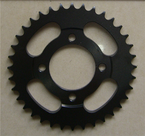 best price DY100/DREAM motorcycle chain sprocket for Malaysia market