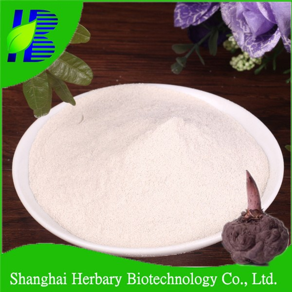 Natural plant extract high viscosity konjac powder