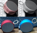 Chess bluetooth speaker with ring