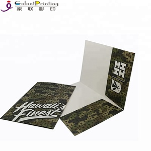 White Glossy Pocket Folders Supplieranufacturers At Alibaba