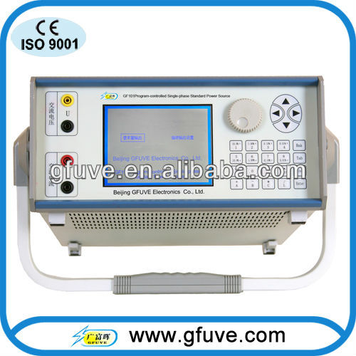 Electrical Tools and Professional Equipment,GF101 single phase phantom load power source