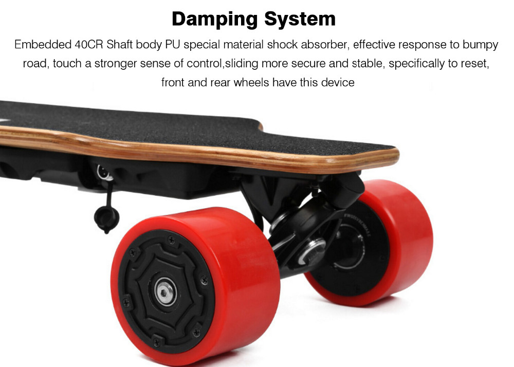 2017 koowheel electric board skateboard scooter