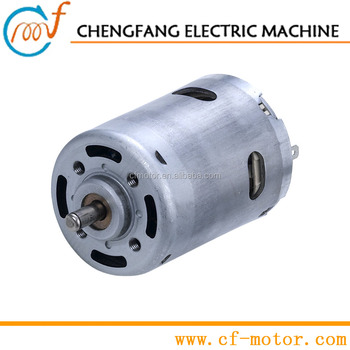 32v small electric motor RS-987SH 5hp powerful motor for car jack
