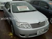 Toyota Corolla Sedan X used car Year 2006