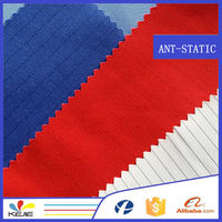 best-selling 65% polyester/35% cotton antistatic fabric twill for clothing