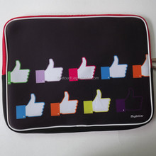 Neoprene laptop sleeve bag for 13'' laptop