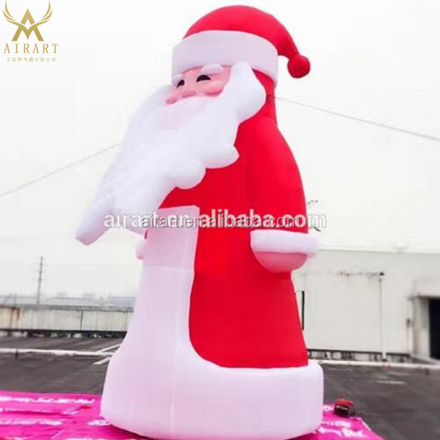 Chrismas event inflatable Father <strong>Christmas</strong>