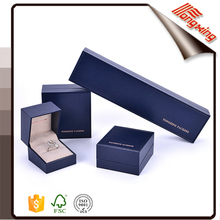 China manufacturer offer make new design leather jewelry box