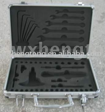 hard Aluminum Instrument Case