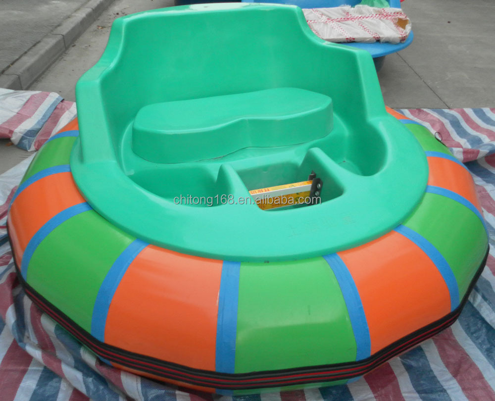 Used In Japan Fibergalss Hulls Bumper Boat For Sale