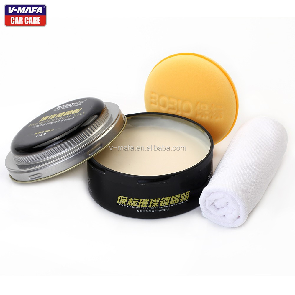BOBIO polishing wax for car in car care product best selling 289,OEM available