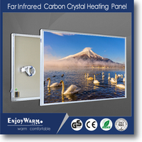 TUV GS CE ROHS SAA ISO9001 IP54 far infrared heating panel